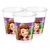 Sofia the First plastik kop