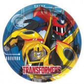 Transformers paptallerkner